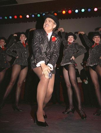 Giuliani dancing