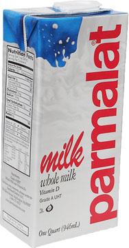 40190 Parmalat Milk 1qt 3