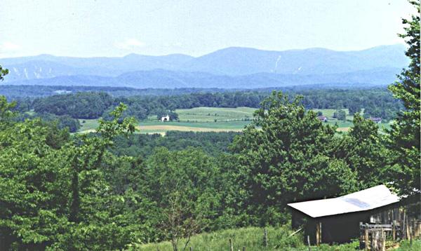 Charlottesville View