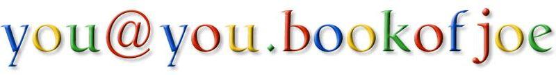 You@you.bookofjoe