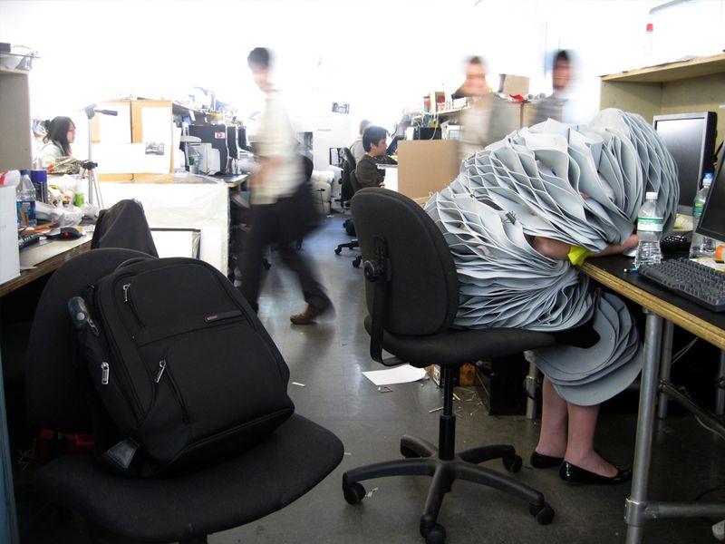 Head-on-desk