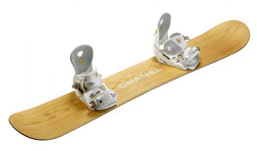Chanelsnowboard