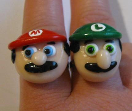 Mario-luigi-rings