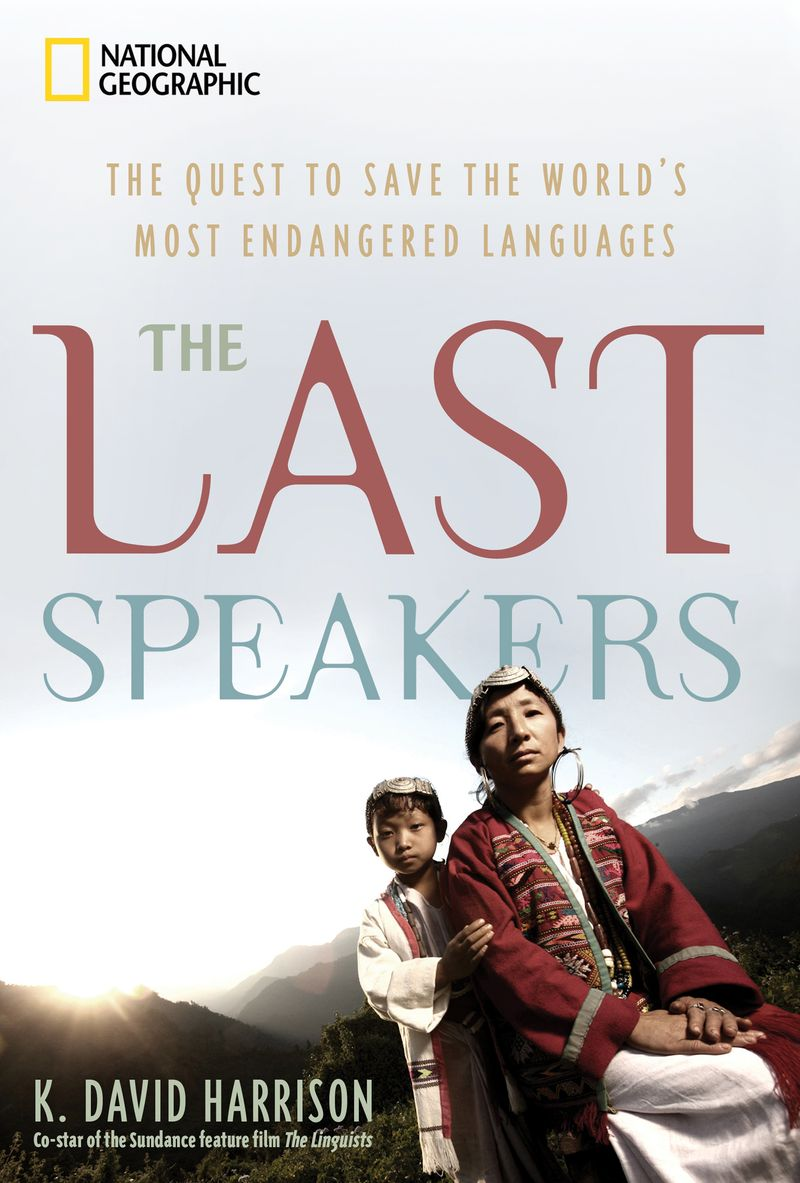 The Last Speakers cover