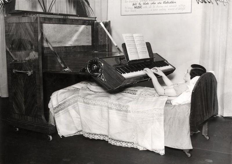 Piano-lit
