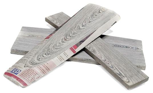 Newspaper-wood
