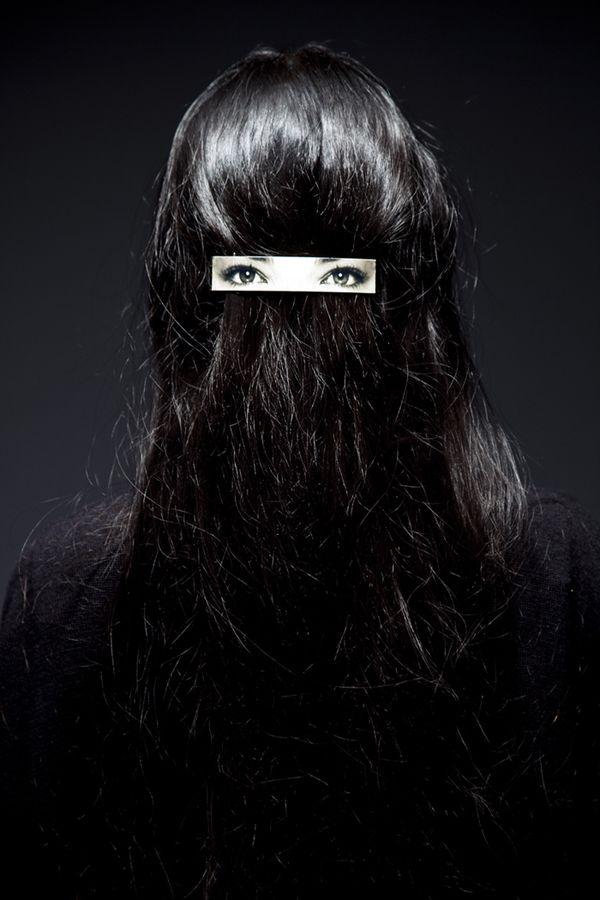 Креатив в картинках - заколка для волос