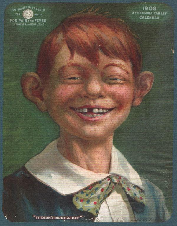Alfred E. Neuman's dad 1908