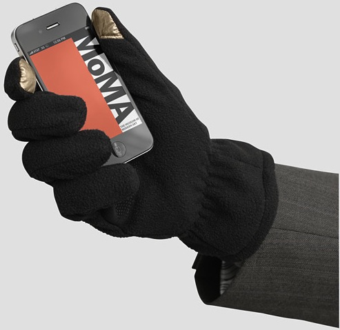 91493_C2_Gloves_iTouch_Mens_Black_Fleece_Medium