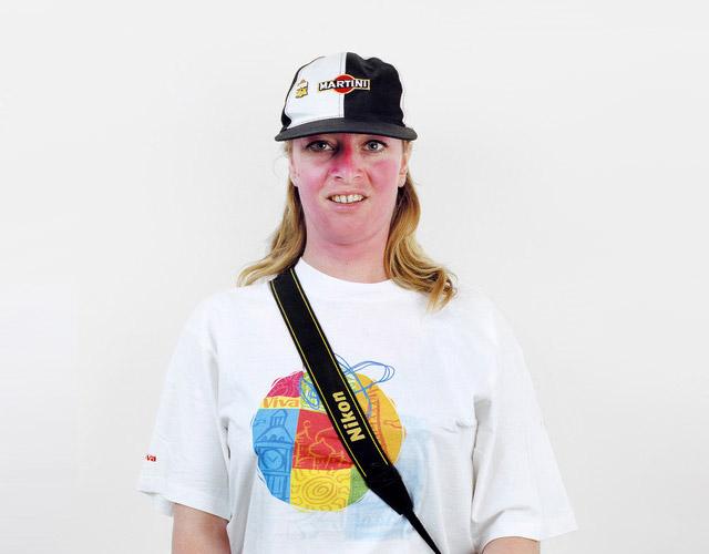 Tourist-lady