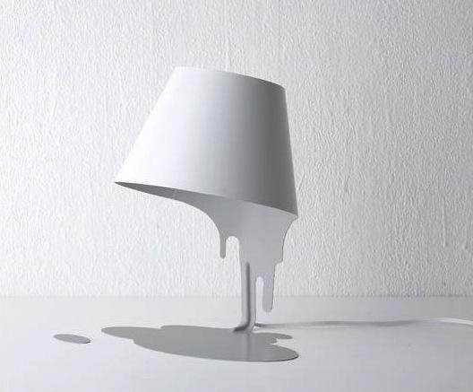 Liquid-table-lamp