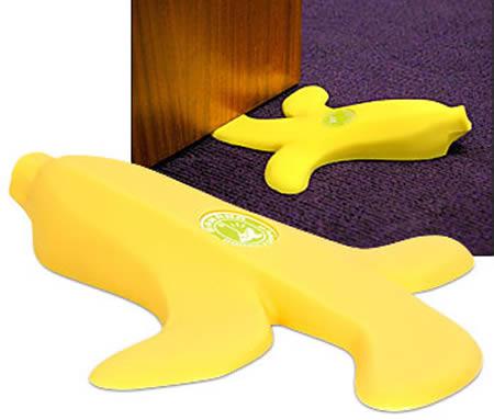 Banana-Doorstop
