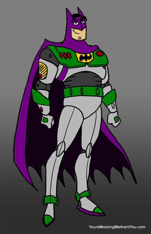 Batman-buzz