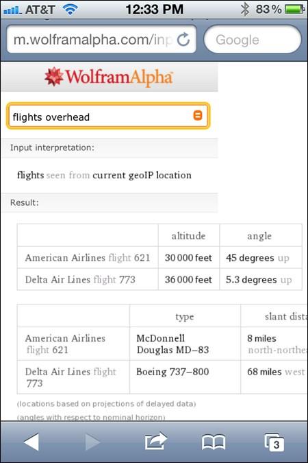 Wolfram-alpha-flight-2