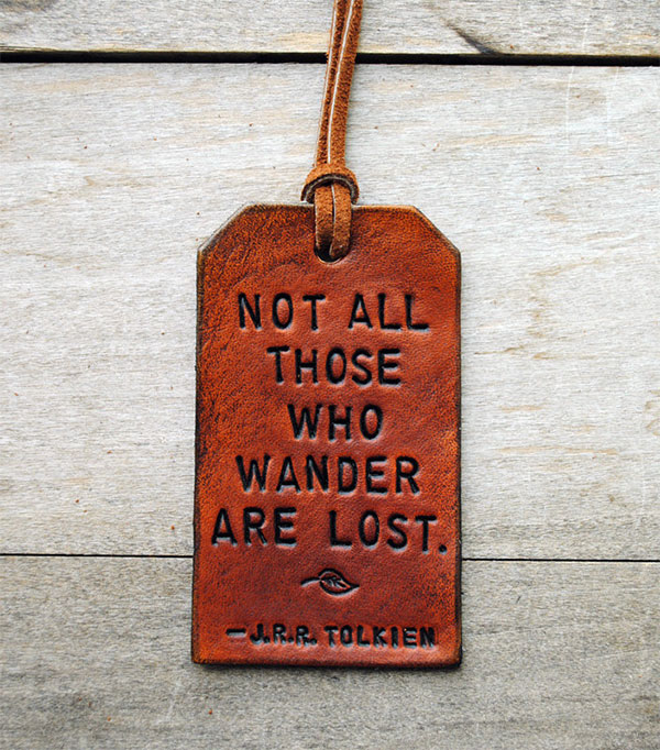 Jrr-tolkien-quote-leather-tag