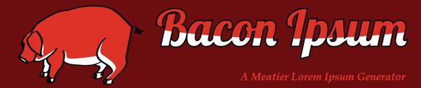 Bacon-ipsum-banner