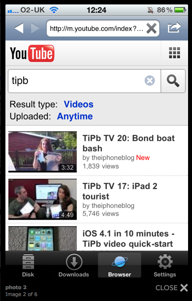 bookofjoe: How to download YouTube videos to your iPhone or