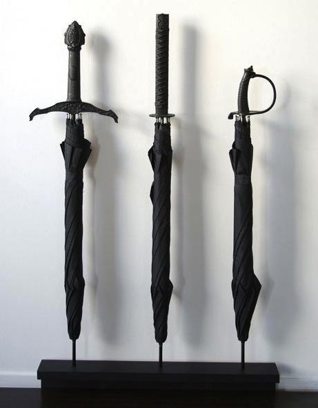 Samurai-sword-handle-umbrella-1