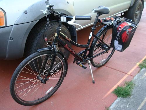 Bookofjoe Basil Bike Basket