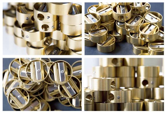 Dux-brass-pencel-sharpener