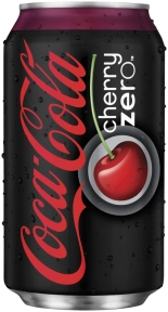 Cherry Coke Zero 12oz