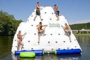 Inflatable14footiceberg