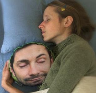 Face-pillow