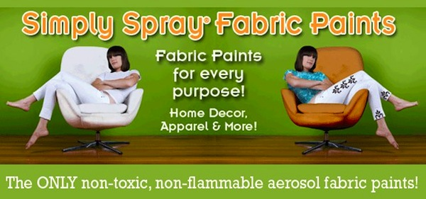 Simply-spray-fabric-paints
