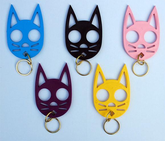 Kitty-Keychain
