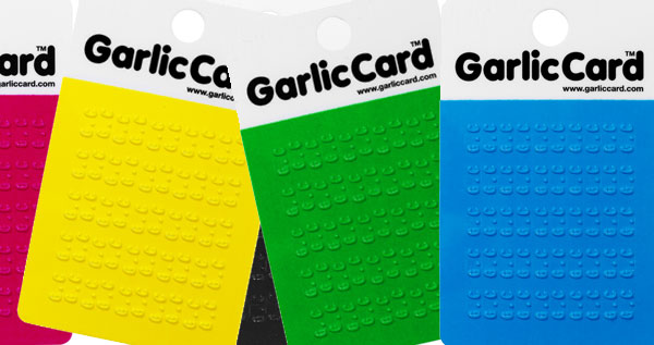 Garlic-card