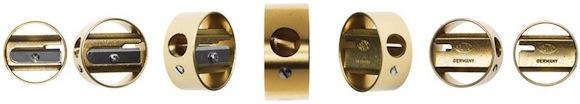 Dux-brass-pencil-sharpener