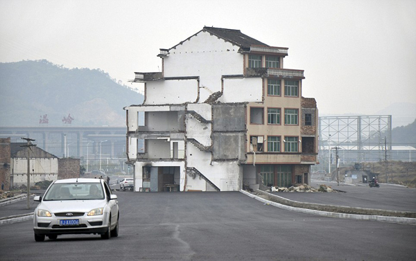 House-in-middle-of-road-2