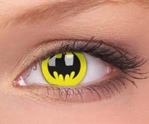 Batman-contact-lenses
