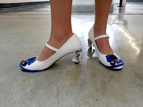 R2D2-heels