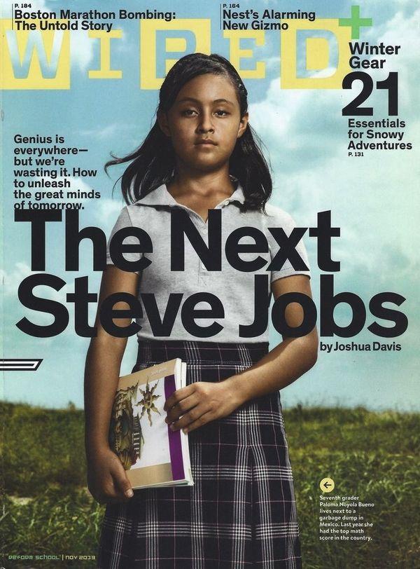 bookofjoe: Seventh grader Paloma Noyola Bueno lives next to a ...