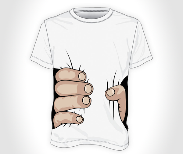 Hand-Squeeze-T-Shirt-2