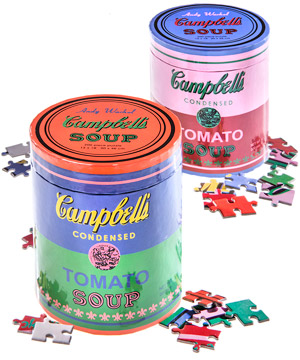 Warhol-campbell-soup-can-puzzles