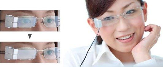 Masunaga-wink-glasses-sleep-blink-lens-1