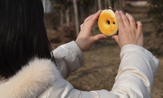 Chocolate-donut-camera-1
