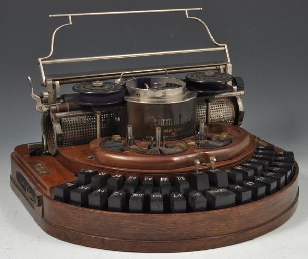 Lewis Carroll's typewriter
