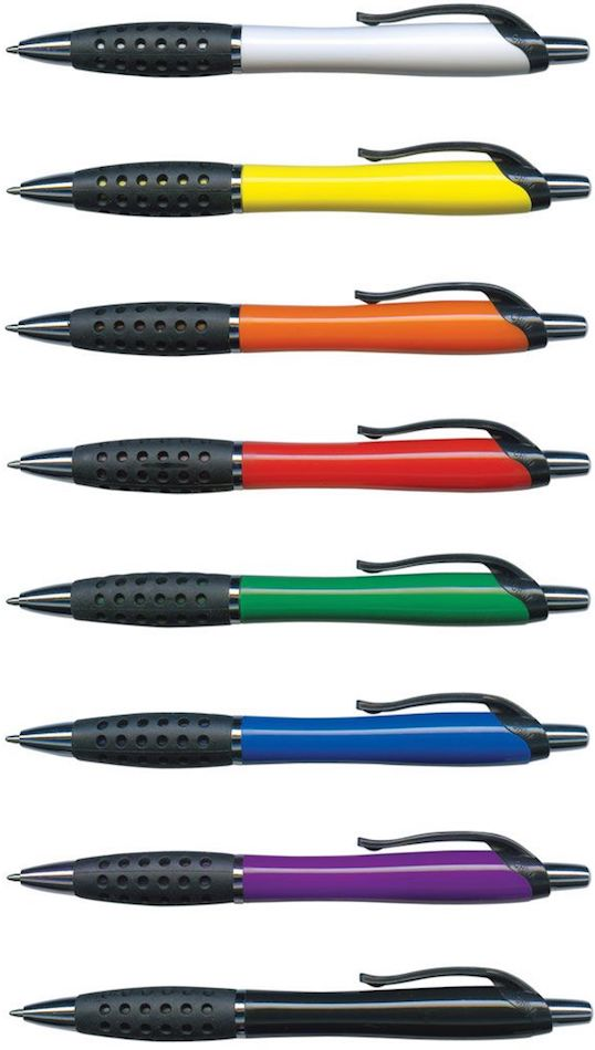 3c9e98d306d91089c887d0d3eaf74dd6--promotional-pens-black-rubber