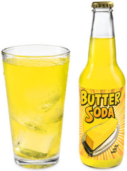 Butter-soda