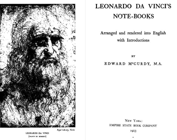 Leonardos-Notebooks