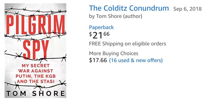 Aka Colditz Conundrum