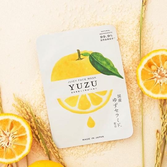 Yuzu-face-pack-japan