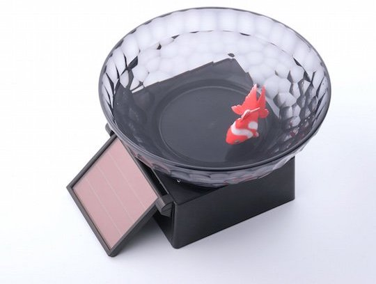Japanese-robotic-goldfish-toy-solar-powered-7