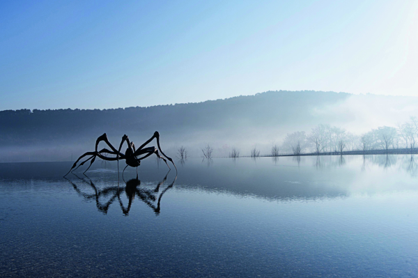 Louise-Bourgeois-Crouching-Spider-2003-Château-La-Coste-France-800x532@2x