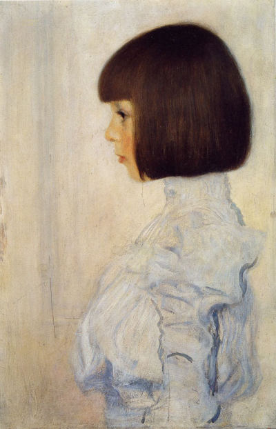 Gustav-Klimt-Portrait-Of-Helene-Klimt