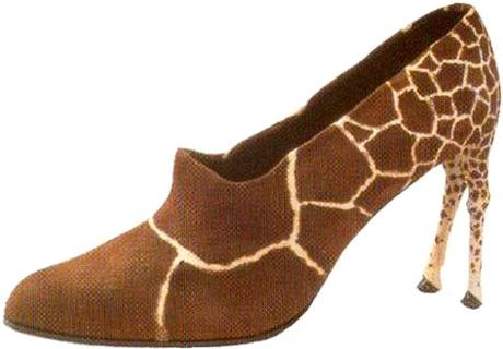 Giraffeshoe