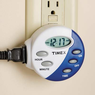 bookofjoe: Timex Digital On-Off Lamp Timer
